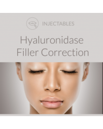 Hyaluronidase Filler Correction