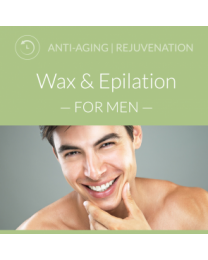 Waxing and Epiladerm for Men